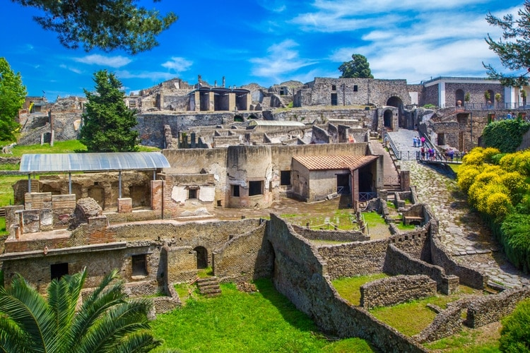 Pompeji arkitektur