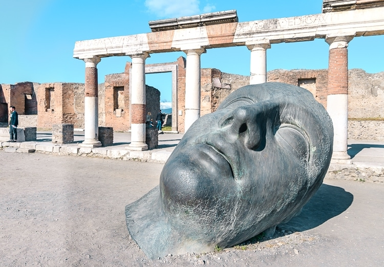 Pompeji dagsutflykt