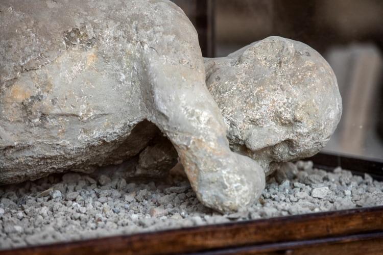 Pompeji historia