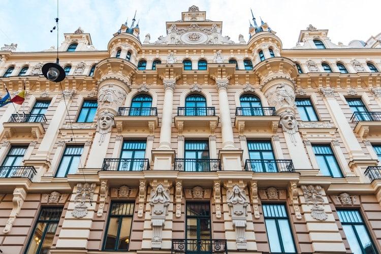 Riga arkitektur