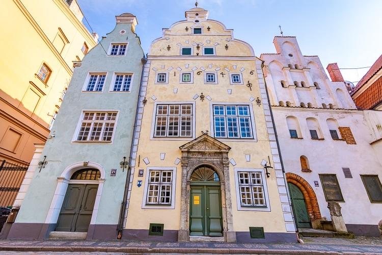 Riga hus