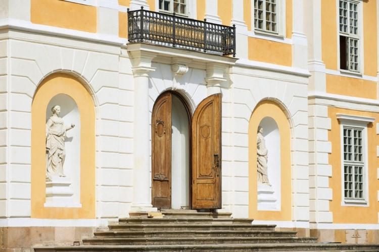 Steninge Slott arkitektur