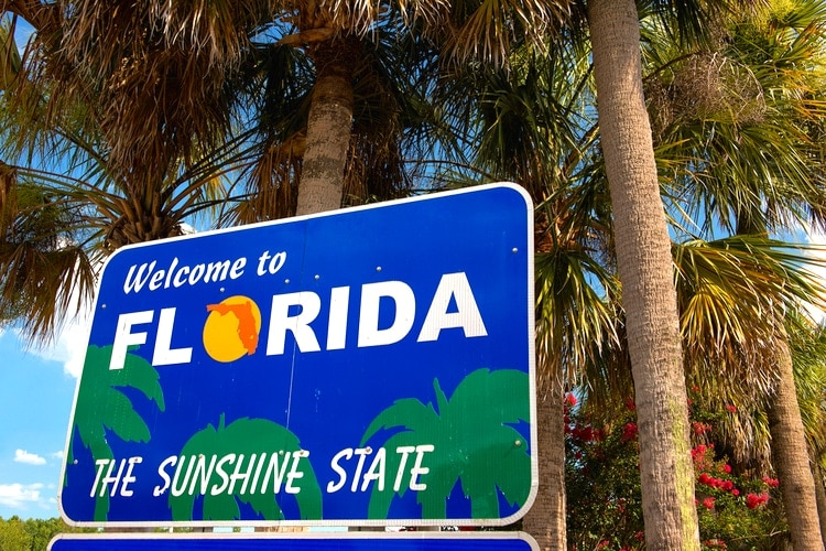 The sunshine state facts
