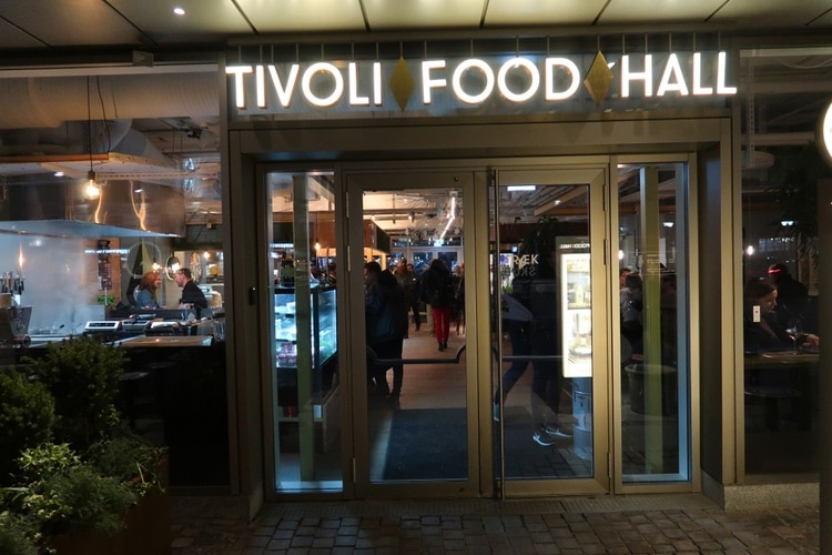 Tivoli food hall