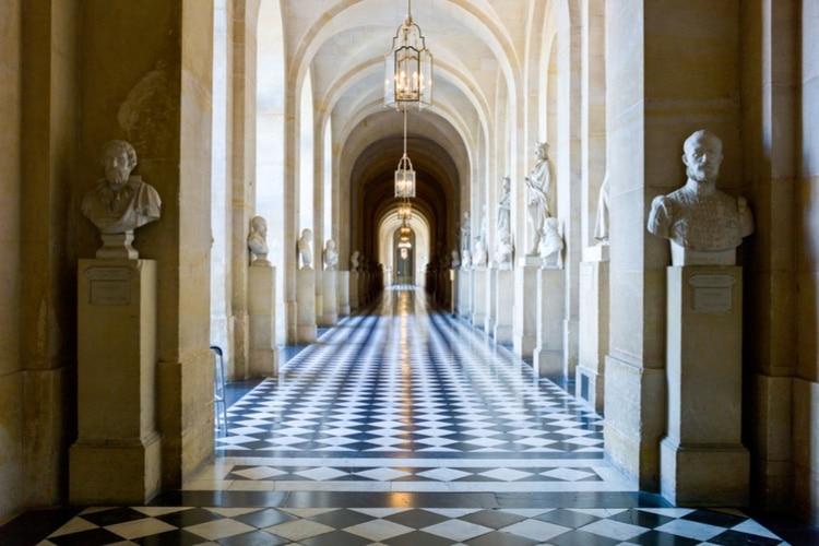 Versailles korridor