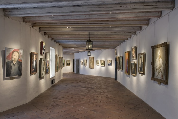 gripsholms slott portrattsamling