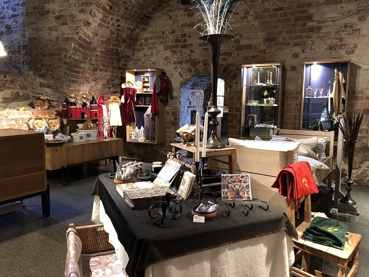 gripsholms slott souvenirer