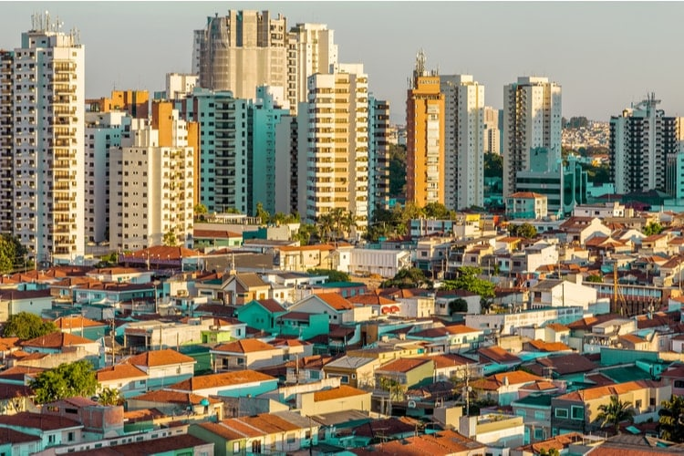 Largest city in Brazil