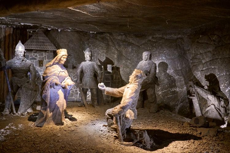 Saltgruvan i Wieliczka öppettider