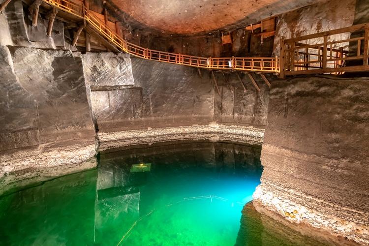 Saltgruvan krakow