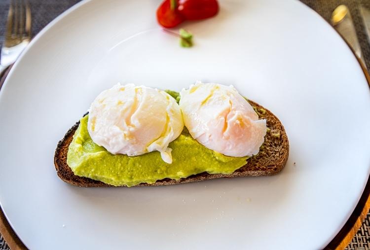 Bill And Coo avocado toast