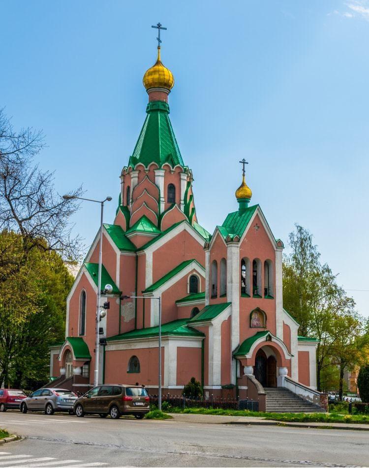 Church of St. Gorazd