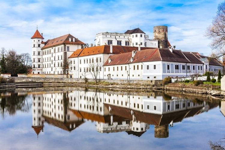 Jindrichuv Hradec Castle