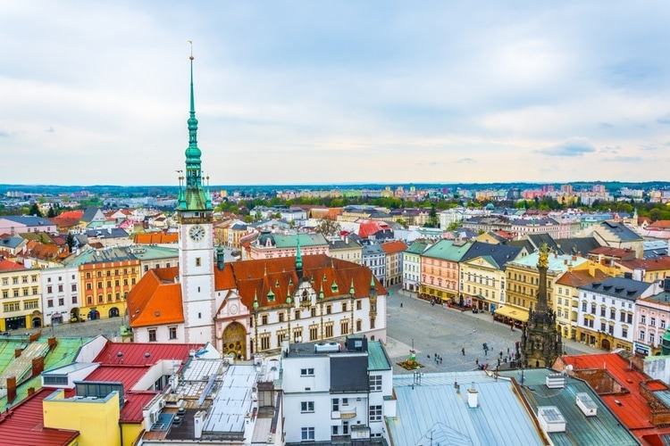 17 Things to do in Olomouc as a tourist (Czech Republic)