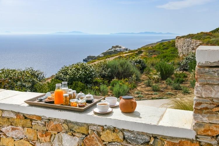 Verina Astra breakfast