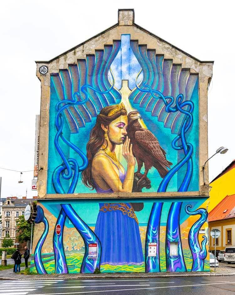 olomouc street art