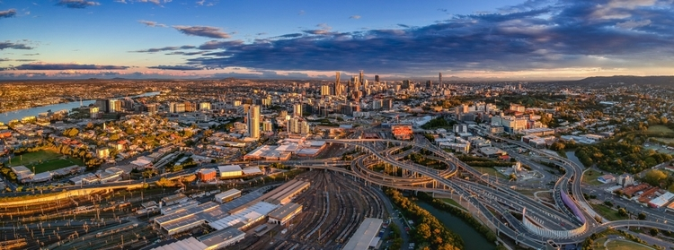 Brisbane is the biggest city in Australia