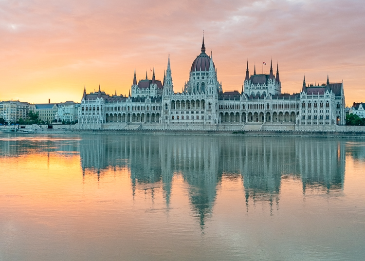 Budapest - one of the capitals of Europe