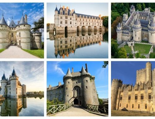 17 Fairytale Castles in France