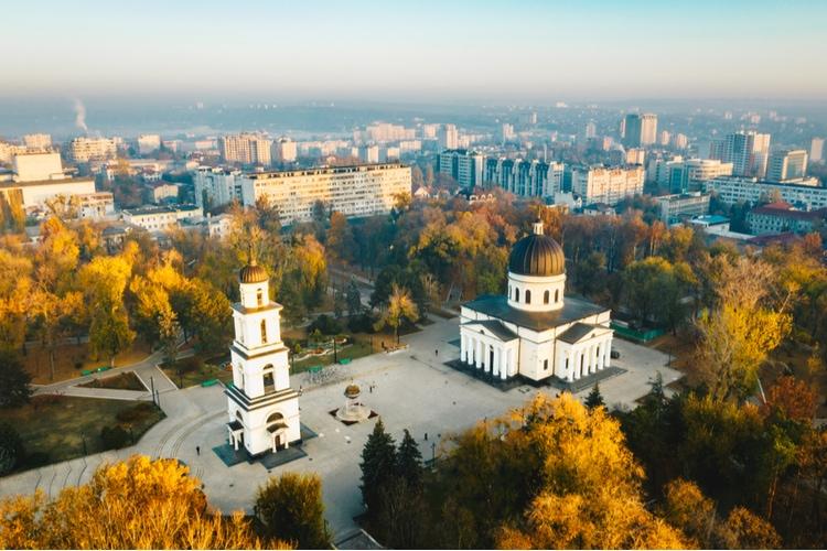 Chisinau - Capital of Moldova