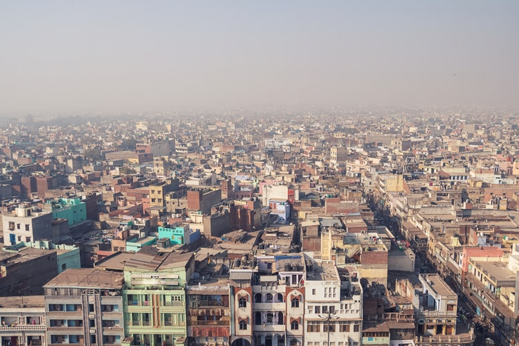 Delhi most populated cities in the world