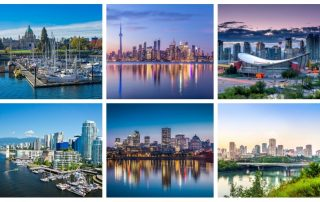 Largest Cities in Canada