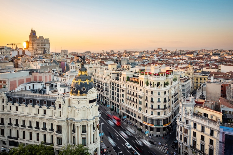 Madrid is the largest city in Spain