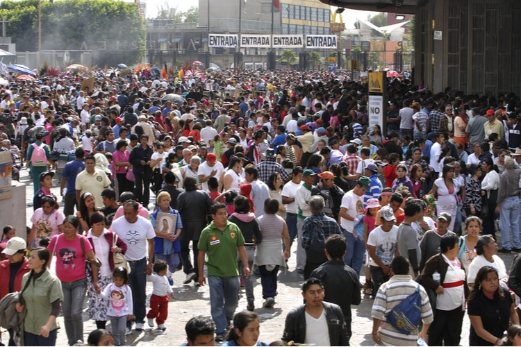 Mexican population