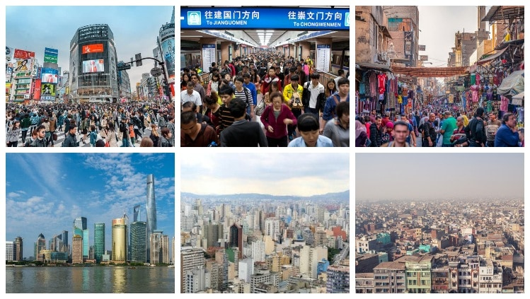 The Most Populated Cities in the World 2019