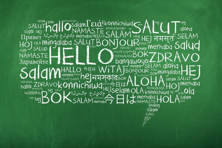 More about the most spoken languages in the world