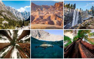 Los Parques Nacionales de California