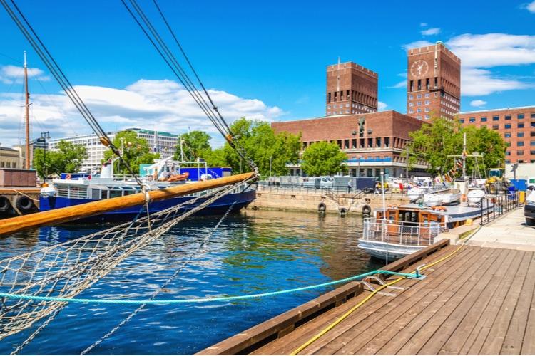 Oslo - capital of norway