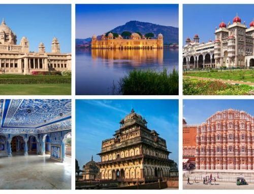 15 Most Beautiful Palaces in India