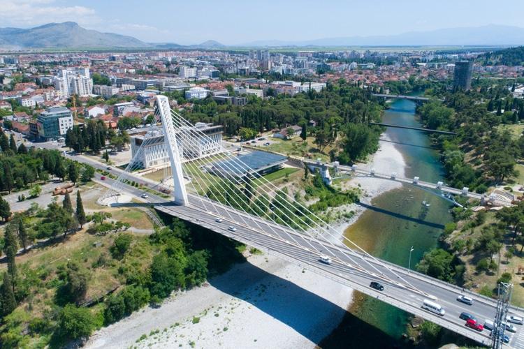 Podgorica - Capital of Montenegro