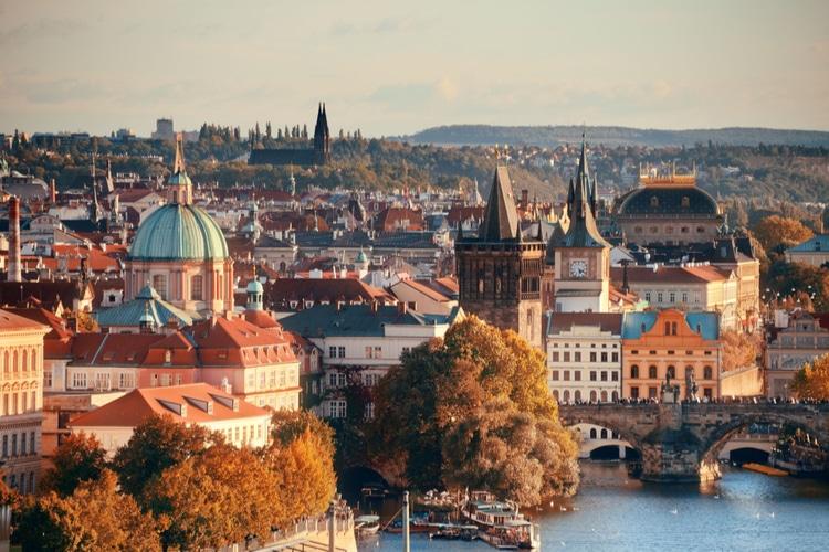 Prague - Capital of Czechia