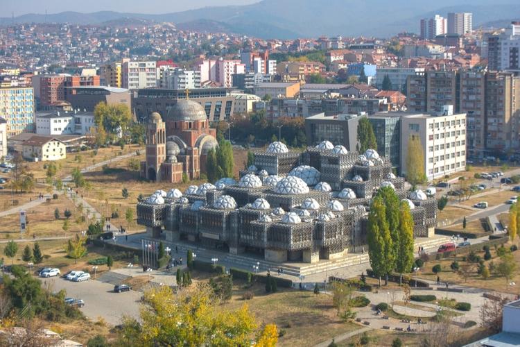 Pristina - Capital of Kosovo