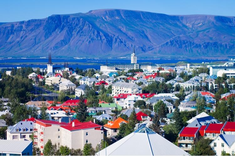 Reykjavik - Capital of Iceland