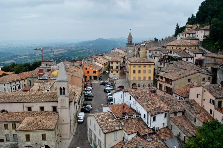 San Marino - Capital of San Marino