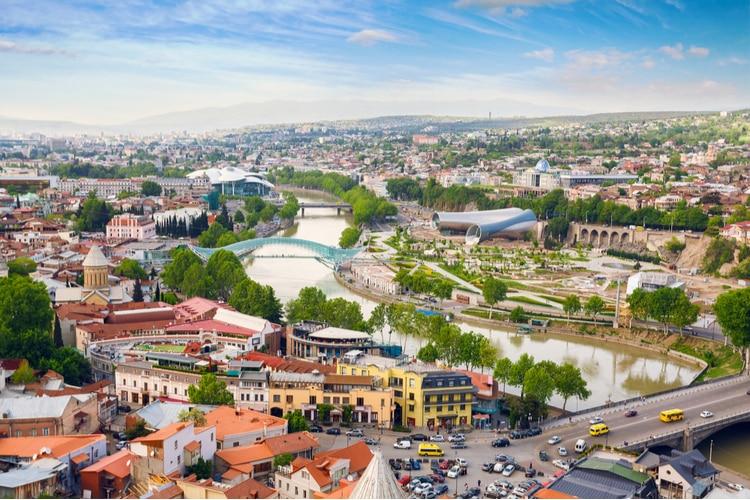 Tbilisi - Capital of Georgia