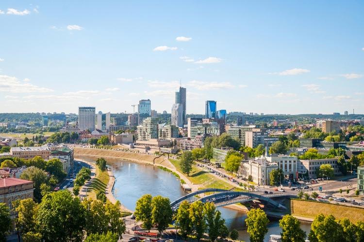Vilnius - Capital of Lithuania