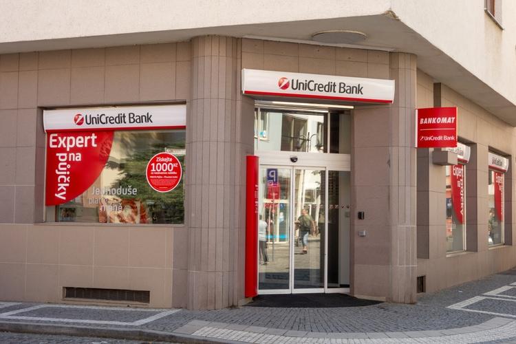 ATM in Czech Republic