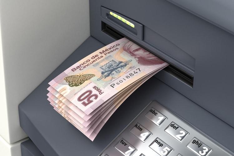 Cajeros automáticos en México