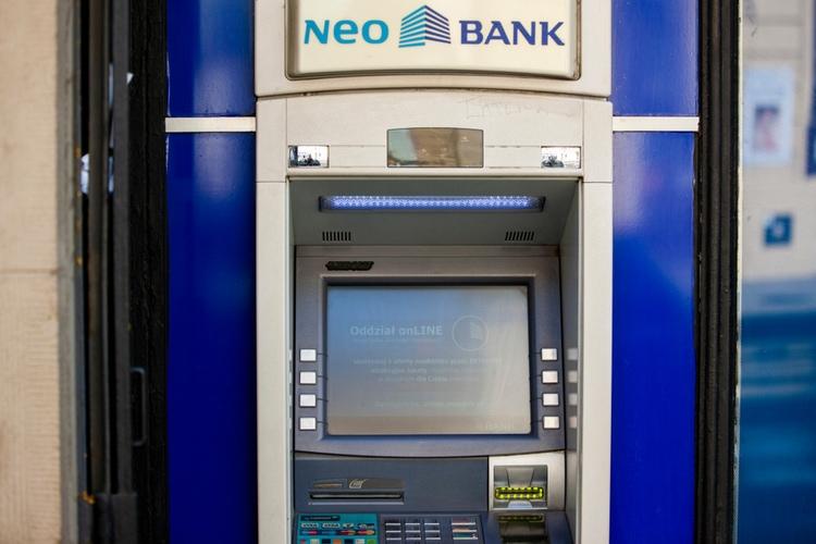 ATM in Poland