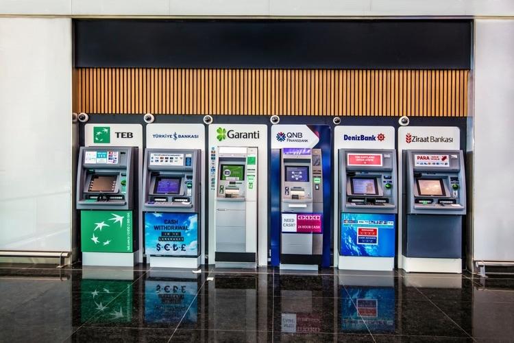 ATM in Turkey