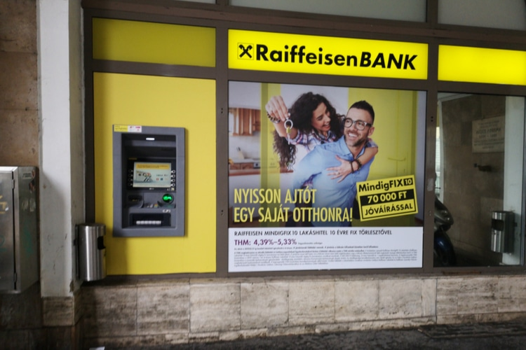 ATM in hungary