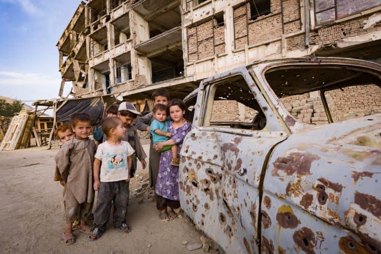 Afghanistan är världens farligaste land