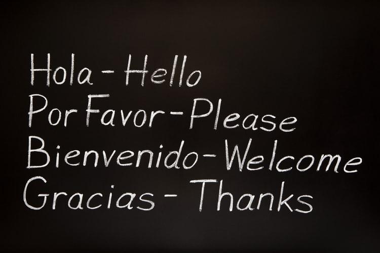 vanliga fraser på spanska