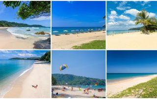 Best Beaches in Phuket