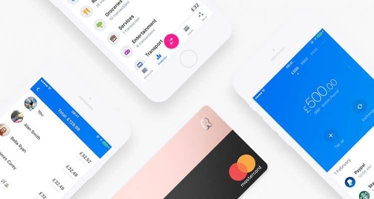 Mobile App, debit card, bank account and virtual card