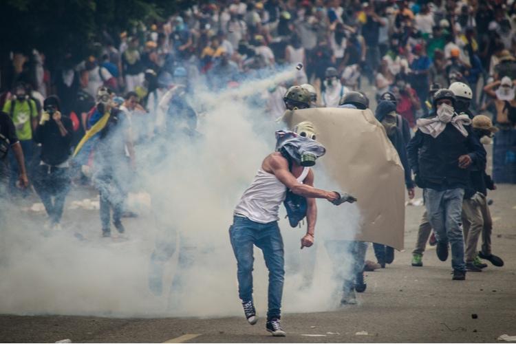 Caracas är en av världens farligaste städer